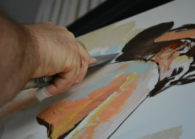 Marcos peint Ghe 2/6